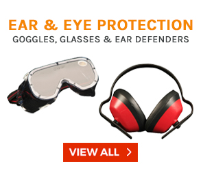 Ear & Eye Protection